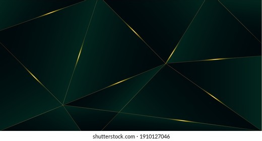 Emerald Green Gold Background Images Stock Photos Vectors Shutterstock