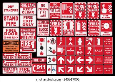Emergency Fire Sings
