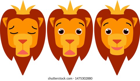 King Emoji Images, Stock Photos & Vectors | Shutterstock