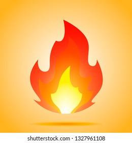 Emoji Fire Flame