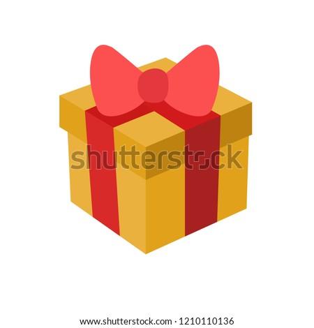 Emoji Gift Box Christmas Birthday Present