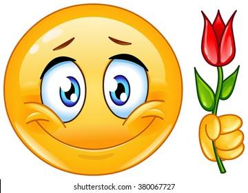 Flirten emojis