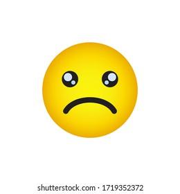 Emoticon Icon In Trendy  Design Vector Eps 10