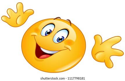 Imágenes, fotos de stock y vectores sobre Smiley Face Surprise ...