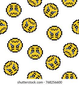 pixel art stock photos people images shutterstock