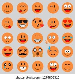Emoticon Risa Stock Vectors Images Vector Art Shutterstock