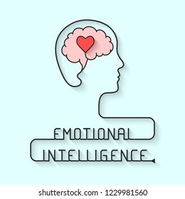 Emotional intelligence concept