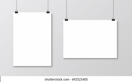 Mockup Affiche Images Stock Photos Vectors Shutterstock