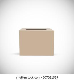 Empty Ballot Box