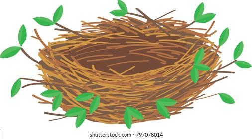 Nest Images, Stock Photos & Vectors | Shutterstock