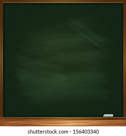 Empty vector blackboard
