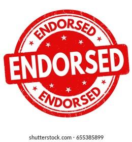 Endorse  >> Endorse Images Stock Photos Vectors Shutterstock