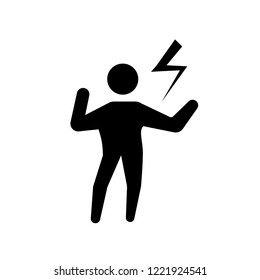 Energized Human Icon Trendy Energized Human Stock Vector Royalty Free 1221924541 Download human icon in glyph style. energized human icon trendy energized