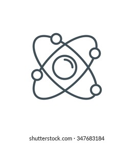 Energy icon suitable for info graphics, websites and print media and  interfaces. Line vector icon.