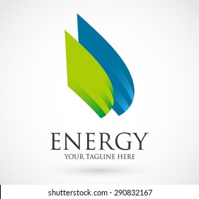 Energy Logo Images, Stock Photos & Vectors | Shutterstock