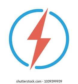 energy power sign