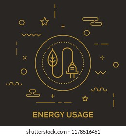 Energy Usage Concept