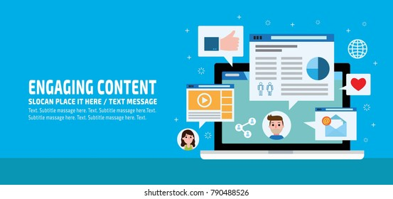 Engaging Content content marketing