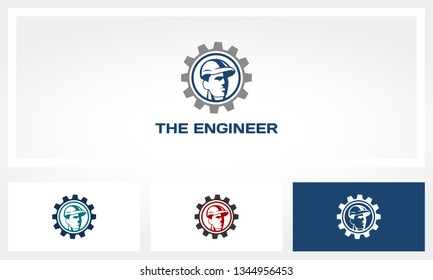 The Engineer Logo