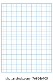 seamless grid background lined sheet paper stock vector royalty
