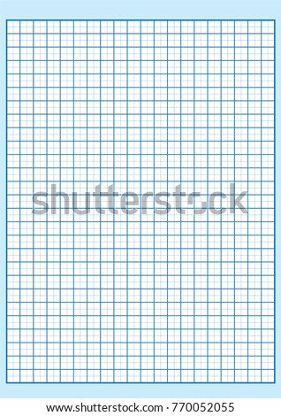 photo regarding Engineering Paper Printable titled Technological innovation Graph Paper Printable Graph Paper Inventory Vector