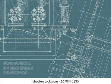 Engineering. Mechanical instrument making. Corporate Identity