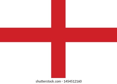England Flag  illustration,textured background, Symbols of England