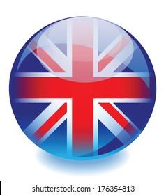 England flag vector, union jack