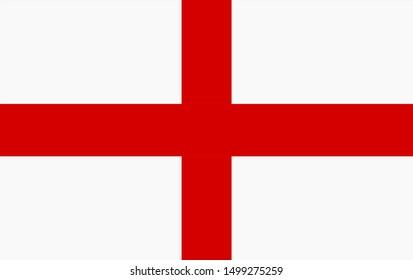 england original flag on background