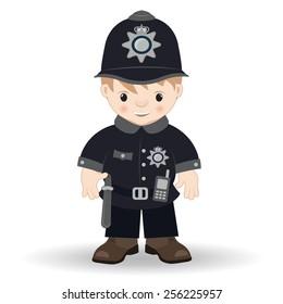england police bobby