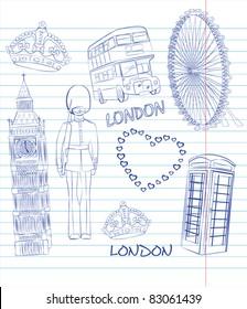 England sketches