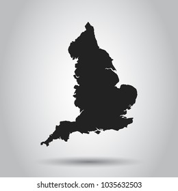Landkarte England Images Stock Photos Vectors Shutterstock
