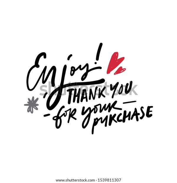 Thank You For Your Order Clipart