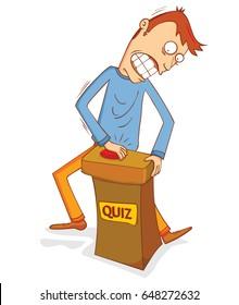 enthusiast quiz participant