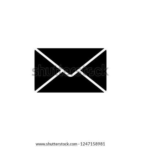 Envelop Icon Editable Vector 64 X 64 Pixel Stock Vector (Royalty