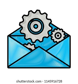envelope and gears design