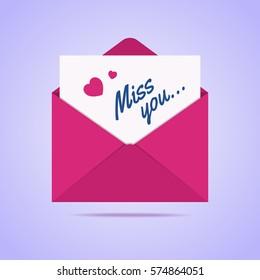 Miss You Friend Images Stock Photos Vectors Shutterstock
