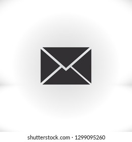 Envelope Mail. icon. Vector Eps 10