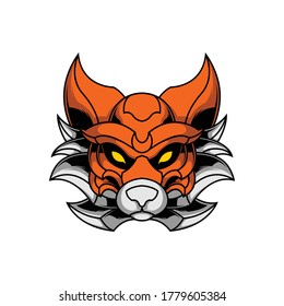 epic fox logo for commercial use