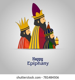 Epiphany (Epiphany is a Christian festival)