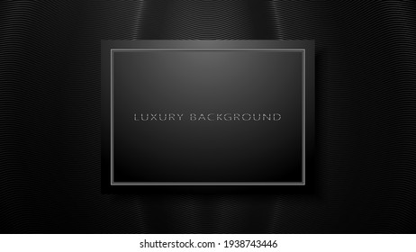 EPS10 luxury abstract vector background. An easy to use element. Perfect for any use you want to make of it.