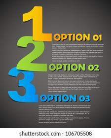 eps10, realistic design elements