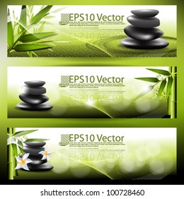 eps10 vector abstract banner background