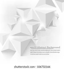 eps10 vector abstract geometric concept background