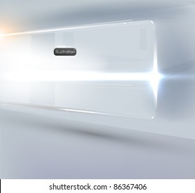 EPS10 vector abstract shine background