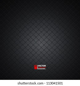 eps10 vector carbon metallic seamless pattern design background texture