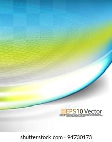 eps10 vector colorful elegant design
