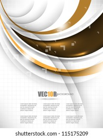 eps10 vector corporate theme background design