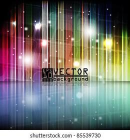 eps10 vector futuristic shine background design