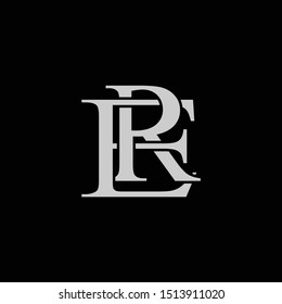 RE or ER logo and icon designs